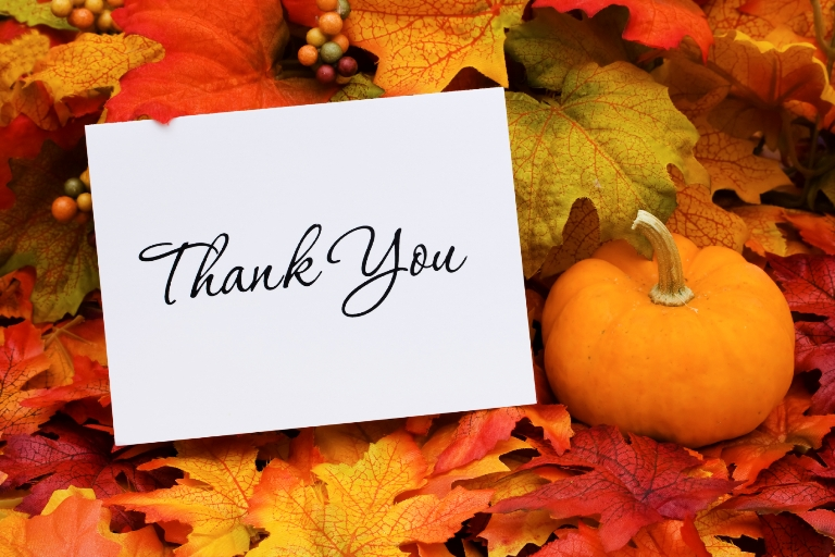 6 reasons to say thank you this Thanksgiving, from all of us at Shield to you.