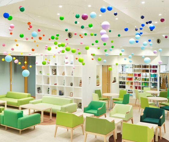 Home Decorating School: This Week In Pinspiration: Healthcare Design That Inspires