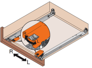 undermount drawer glides are easy to as simple as a flick of the