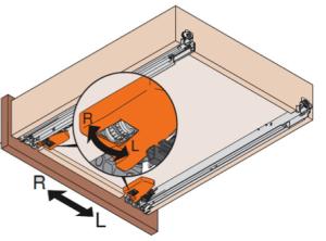 Undermount drawer glides versus side mounts | Shield Casework