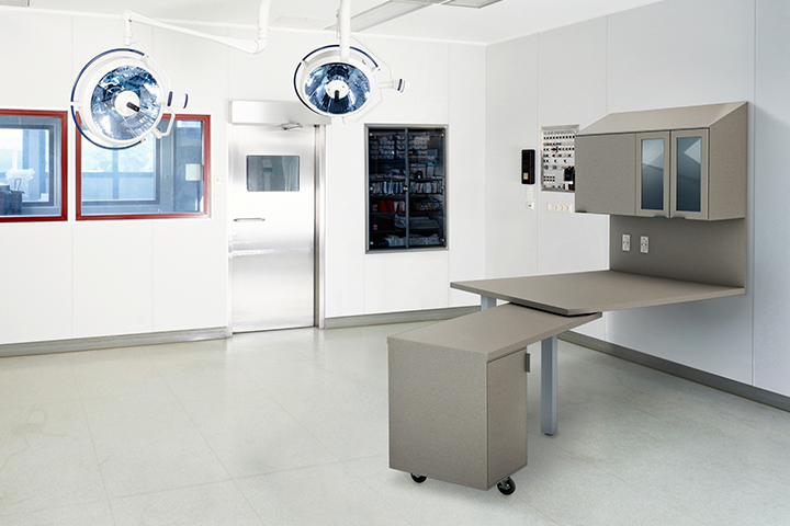 It's more important now than ever to select and use products that improve safety and workflow in healthcare facilities.