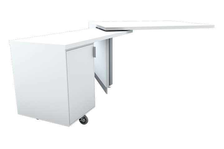 Documentation stations are one of the many products that improve safety and workflow in healthcare facilities, if carefully designed.